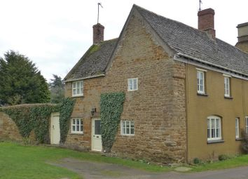 Thumbnail 3 bed semi-detached house to rent in The Green, Lyddington, Oakham