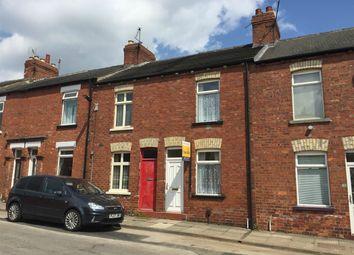 Thumbnail 2 bedroom terraced house for sale in Linton Street, Poppleton Road, York
