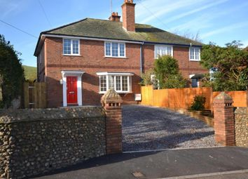 Thumbnail 4 bedroom semi-detached house for sale in Budleigh Hill, East Budleigh, Budleigh Salterton, Devon
