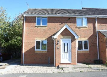 Thumbnail 3 bed end terrace house for sale in Horsefields, Gillingham