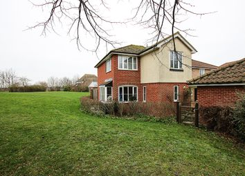 Thumbnail 1 bed detached house for sale in Kentwell Place, Burwell