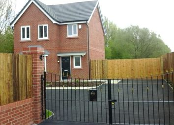 Thumbnail 3 bed detached house for sale in Wharton Bridge, Wharton Road, Winsford, Cheshire