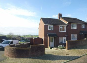 Thumbnail 3 bed semi-detached house to rent in Treleven Road, Bude, Cornwall