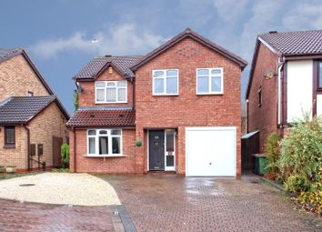 Thumbnail 4 bed detached house for sale in Simmonds Way, Atherstone