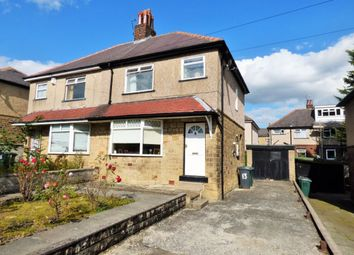 Thumbnail 3 bedroom semi-detached house for sale in Como Grove, Bradford