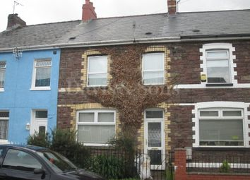 Thumbnail 3 bed terraced house for sale in Brookland Road, Risca, Newport.