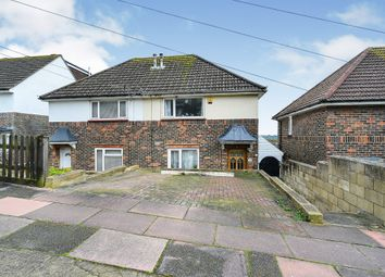 Thumbnail 2 bed semi-detached house for sale in Maresfield Road, Brighton