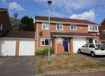 Thumbnail 3 bed semi-detached house for sale in Tilney Way, Lower Earley, Reading, Berkshire
