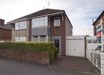 Thumbnail 3 bedroom semi-detached house for sale in Stradbroke Road, Stradbroke, Sheffield