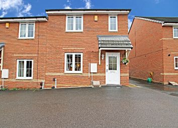 Thumbnail 4 bedroom end terrace house for sale in Armistead Avenue, Brinsworth, Rotherham
