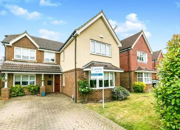Thumbnail 3 bedroom detached house for sale in Knaphill, Woking, Surrey