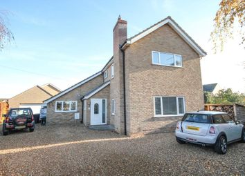 Thumbnail 3 bed detached house for sale in The Butts, Soham, Ely