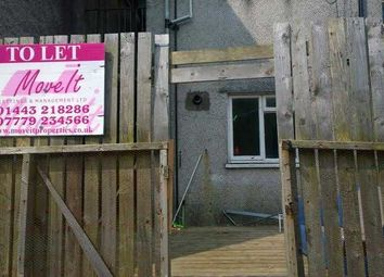 Thumbnail 2 bed flat to rent in East Court, Tylorstown, Ferndale
