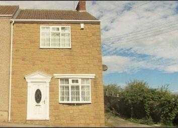 Thumbnail 2 bedroom end terrace house to rent in Eden Street, Horden, Peterlee