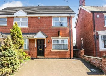 Thumbnail 3 bed semi-detached house for sale in Vicarage Lane, Elworth, Sandbach, Cheshire