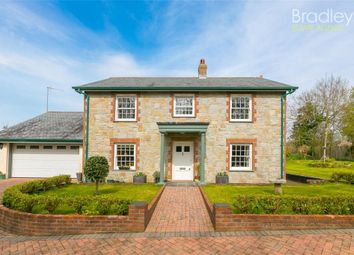 Thumbnail 4 bed detached house for sale in Perran Downs, Goldsithney, Penzance, Cornwall