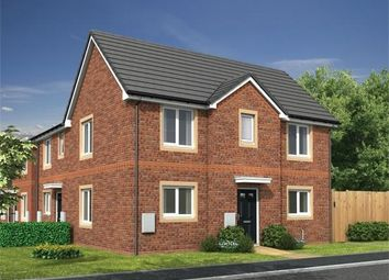 Thumbnail 3 bed semi-detached house for sale in Plot 40, Edward Street, St. Helens, Merseyside