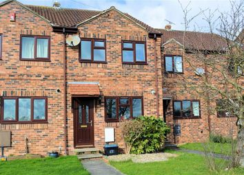 Thumbnail 2 bedroom town house for sale in Bishopdyke Road, Cawood