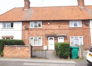 Thumbnail Terraced house for sale in Wensor Avenue, Beeston, Nottingham, Nottinghamshire