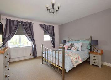 Thumbnail 6 bed detached house for sale in Frank Edinger Close, Kennington, Ashford, Kent