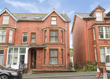 Thumbnail 4 bed terraced house for sale in Wellington Road, Llandrindod Wells