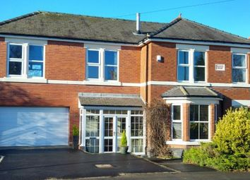 Thumbnail 5 bedroom detached house for sale in Locko Road, Spondon, Derby, Derbyshire