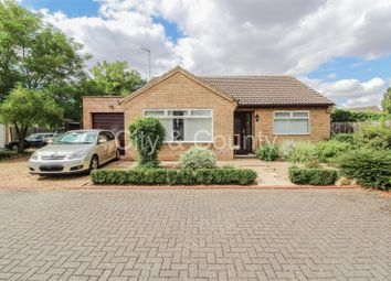 Thumbnail 3 bed detached bungalow for sale in Bower Close, Peterborough