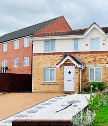 Thumbnail 3 bed semi-detached house for sale in Worcester Close, East Ardsley, Wakefield