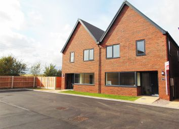 Thumbnail 3 bed semi-detached house for sale in James Munday Rise, Lichfield Road, Coleshill