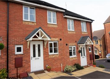 Thumbnail 2 bed terraced house for sale in Levett Grange, Rugeley