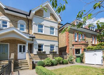 Thumbnail 4 bed semi-detached house to rent in Kings Road, Richmond