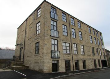 Thumbnail 2 bed flat to rent in Flat 12, Sude Hill Mill, New Mill