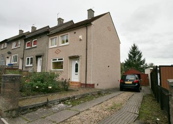 Thumbnail 2 bed end terrace house for sale in Forestlea Road, Carluke