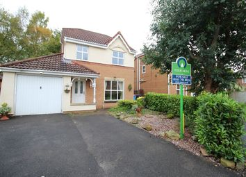 Thumbnail 3 bed detached house for sale in Harrier Close, Worsley, Manchester