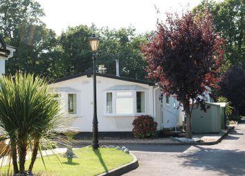 Thumbnail 2 bed mobile/park home for sale in Billingbear Caravan Park, Carters Hill, Billingbear, Wokingham