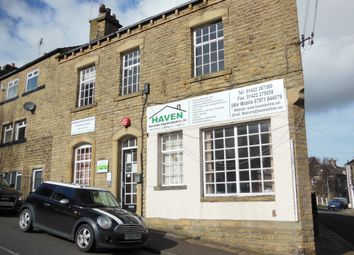 Thumbnail Commercial property to let in Station Road, Holywell Green, Halifax