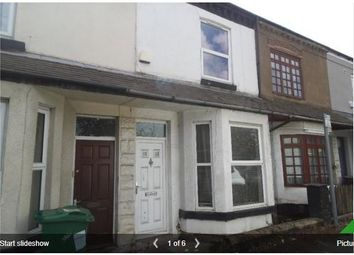 Thumbnail 4 bed terraced house to rent in Marlborough Street, Dunkirk, Nottingham