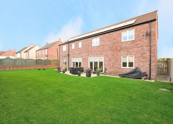 Thumbnail 5 bed detached house for sale in Willow Bridge Lane, Dalton, Thirsk