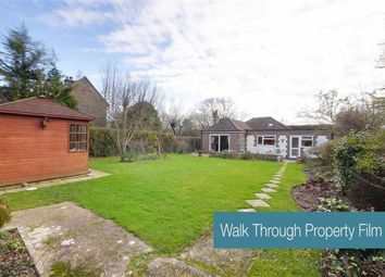 Thumbnail 3 bed detached bungalow for sale in Western Road, Hailsham