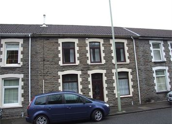 Thumbnail 3 bedroom terraced house for sale in New Houses, Dinas, Tonypandy, Rct.