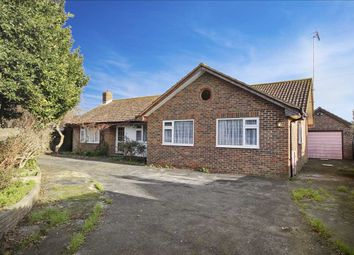 Thumbnail 4 bed bungalow for sale in Rectory Road, Tarring, Worthing