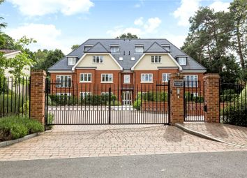 Thumbnail 2 bed flat for sale in Rothsay Court, Gower Road, Weybridge, Surrey