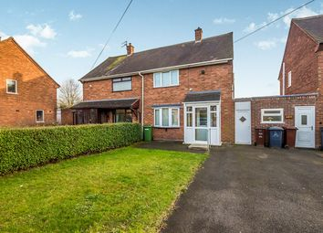 Thumbnail 2 bed semi-detached house for sale in Griffiths Drive, Wednesfield, Wolverhampton