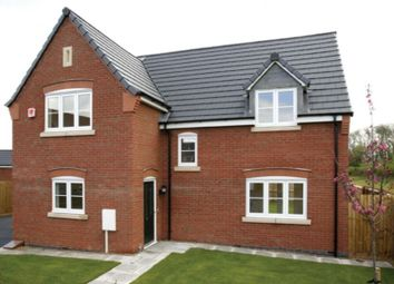 Thumbnail 4 bedroom detached house for sale in Off Hallam Fields Road, Birstall