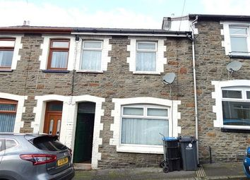 Thumbnail 2 bed terraced house for sale in Edward Street, Abertillery