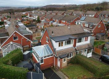 Thumbnail 3 bed semi-detached house for sale in Shap Close, Accrington