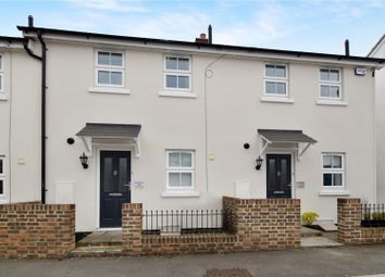 Thumbnail 2 bed end terrace house for sale in Forge Road, Tunbridge Wells