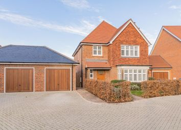 Greenfinch Mews, Fleet, Hampshire GU51. 4 bed detached house for sale