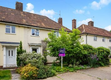 Thumbnail 3 bedroom semi-detached house for sale in Dovedale Walk, Bury St. Edmunds