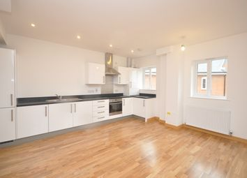 Thumbnail 1 bed flat to rent in Lyon Court, Walsworth Road, Hitchin